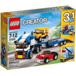 lego creator 31033 kjøretøy transporter sett