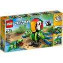 lego creator 31033 31031 rainforest animals set