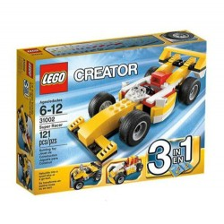 LEGO Creator 31002 Super zestaw racer