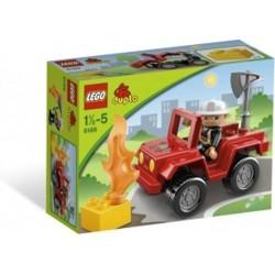 lego duplo 6169 ugunsdzēsēju priekšnieks 6169 noteikts jauns 6169 kastē