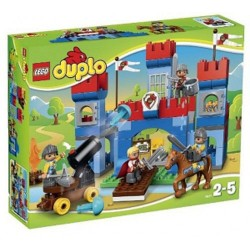 lego duplo 10577 town big royal castle set new in box 10577