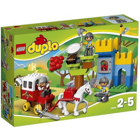 lego duplo 10569 town treasure attack new in box 10569