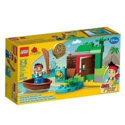 Lego Duplo 10512 Jakeš pokladu nastaviť budova hračka postava nastaviť nový v kolónke