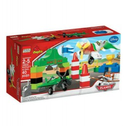 Lego Duplo 10510 Disney rovinách ripslingers Air Race set budova hračka nastaviť nový