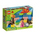 lego duplo 10503 circus show set building toy figure new in box sealed