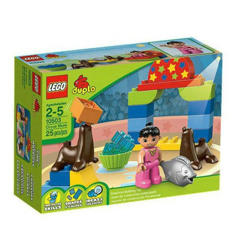 DUPLO 10503 CIRCUS SHOW Set  NEW /& SEALED LEGO