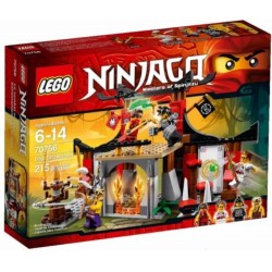 lego ninjago 70756 dojo showdown