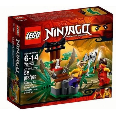 lego ninjago 70752 jungle trap