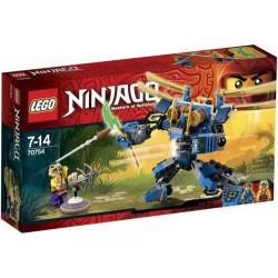 LEGO ninjago 70754 Jay electromech misb