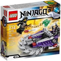 Lego Ninjago 70720 leijua metsästäjä lelu