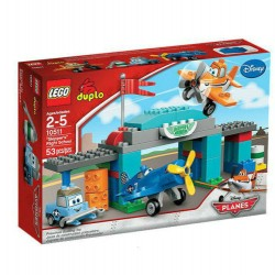 lego duplo 10511 disney planes skippers flight school set building toy set new