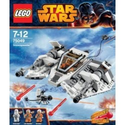 LEGO Star Wars 75049 Snowspeeder Set New In Box möhürlü