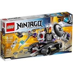 LEGO Ninjago 70726 Destructoid
