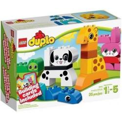 lego DUPLO 10573 animale creative noi în caseta 10573