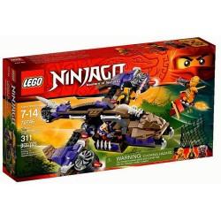 lego Ninjago 70746 condrai helikopter támadás