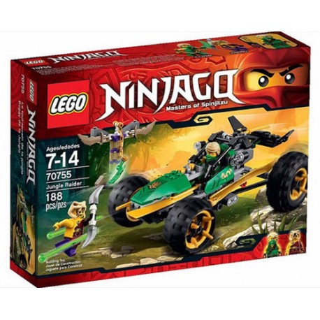 lego ninjago 70755 electromech