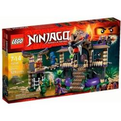 Lego Ninjago 70749 wejść do węża