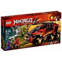 lego Ninjago 70.750 ninja dbx