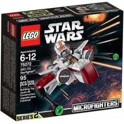 LEGO Star Wars 75072 ARC-170 Starfighter Set Nuevo en caja sellada