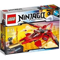 lego Ninjago 70721 kai vadászgép