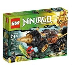 lego ninjago 70502 cole's earth driller