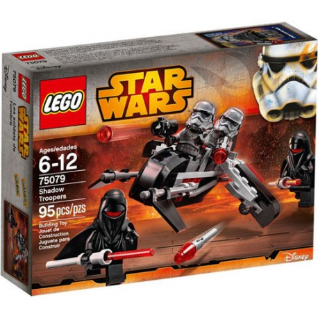 LEGO Star Wars 75079 Shadow Troopers Set New In Box Sealed
