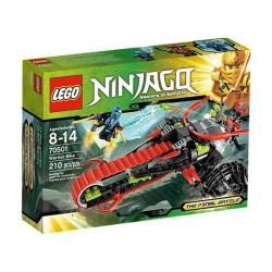 lego ninjago 70501 warrior bike the final battle