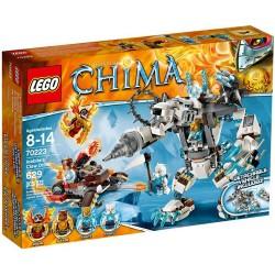 Lego легенды чима 70223 icebites коготь бурильщик новые в коробке 70223