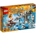 lego legends of chima 70223 icebites claw driller new in box 70223