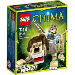 lego legends of chima 70123 lion legend beast set new in box