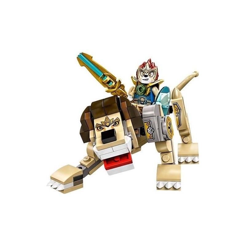 Lego legends of chima 70123 l wen legende tier gesetzt im - Legende de chima saison 2 ...