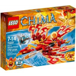 lego legends of chima 70221 flinxs ultimate phoenix new in box 70221