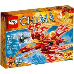 Lego Legends of Chima 70221 flinxs ultimata phoenix nytt i rutan 70221