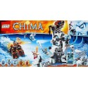 lego legends of chima 70147 sir fangars ice fortress new in box 70147