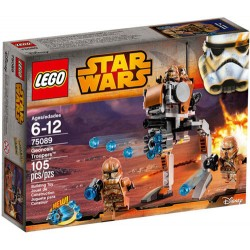LEGO Star Wars 75089 Geonosis Troopers Set New In Box Sealed