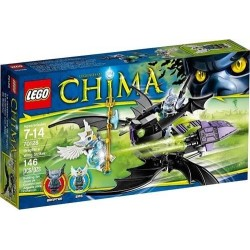 lego legends of chima 70128 braptors wing striker set new in box