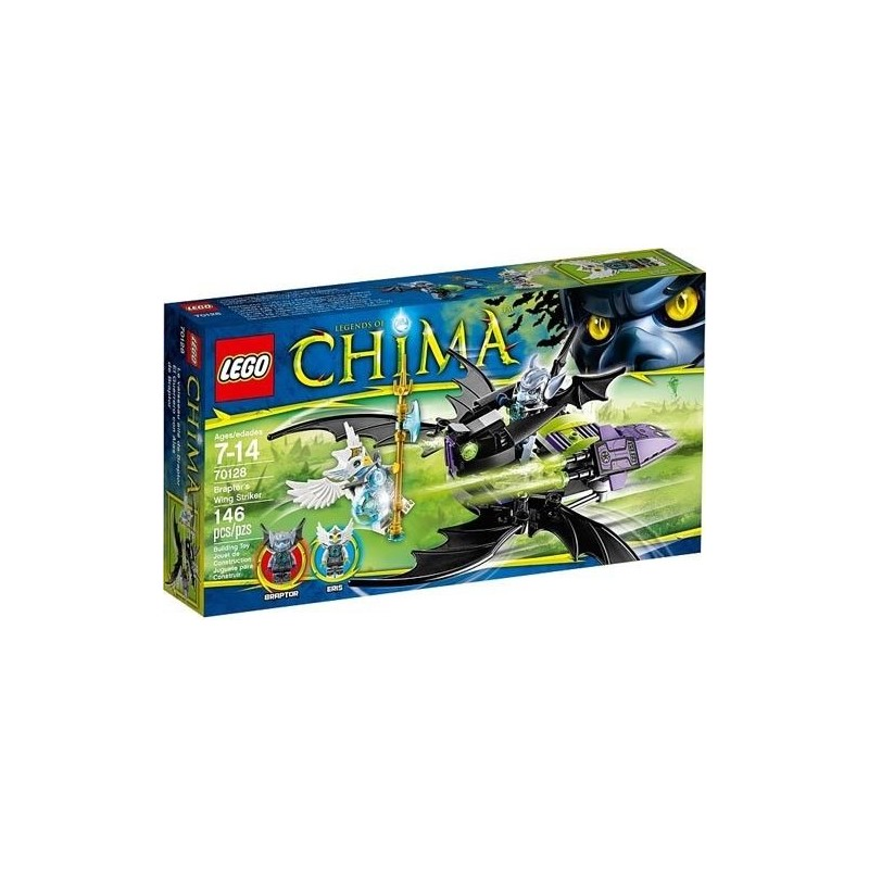 Lego Chima Braptors Wing Striker