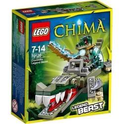 Lego Legends Of Chima 70126 Krokodil-Legende Tier gesetzt neu im Kasten