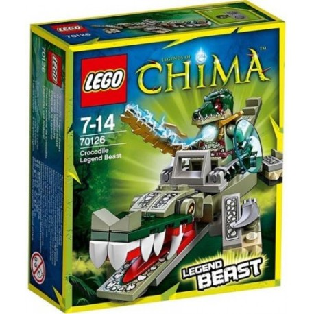 lego legends of chima 70126 crocodile legend beast set new in box