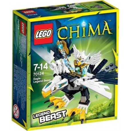 lego legends of chima 70124 eagle legend beast set new in box