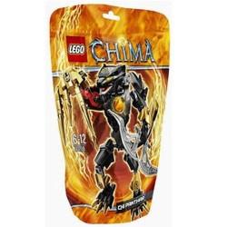 leyendas del lego de chima 70.208 chi panthar nuevos en caja 70.208