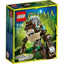 Lego Chima 70.125 gorilla legende beest set nieuw in doos