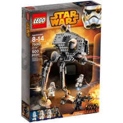 LEGO Star Wars 75083 AT-DP Set nuovo in scatola sigillata