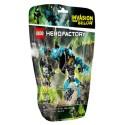 lego hero factory 44026 crystal beast vs bulk