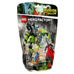lego hero fabrikken 44027 breez loppe maskin