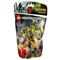 lego hero fabrikken 44023 rocka crawler