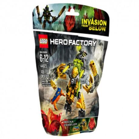 lego hero factory 44023 rocka crawler