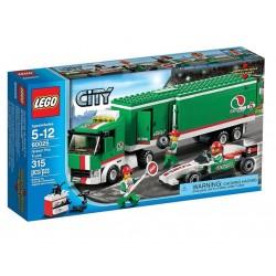 LEGO City 60025 Transport Truck Grand Prix