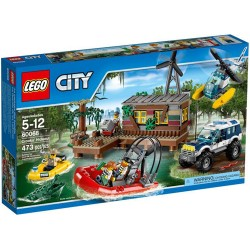 lego city 60068 city police crook's hideout