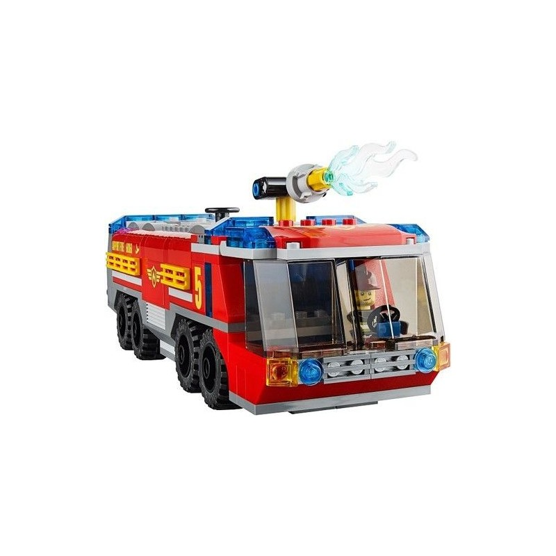 Topmoderne lego city 60061 great vehicles airport fire truck set |hellotoys.net HQ-19